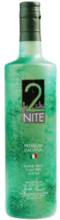 2Nite Vodka Alpine Mint 750ml